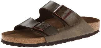 Birkenstock Arizona - Golden Brown Soft Footbed