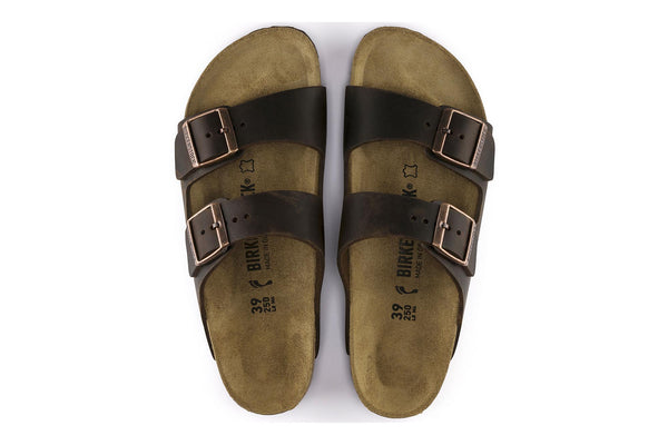 Birkenstock Arizona - Habana Soft Footbed