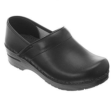 Dansko Professional Box Black