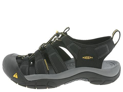 Keen Newport H2 Black Mens