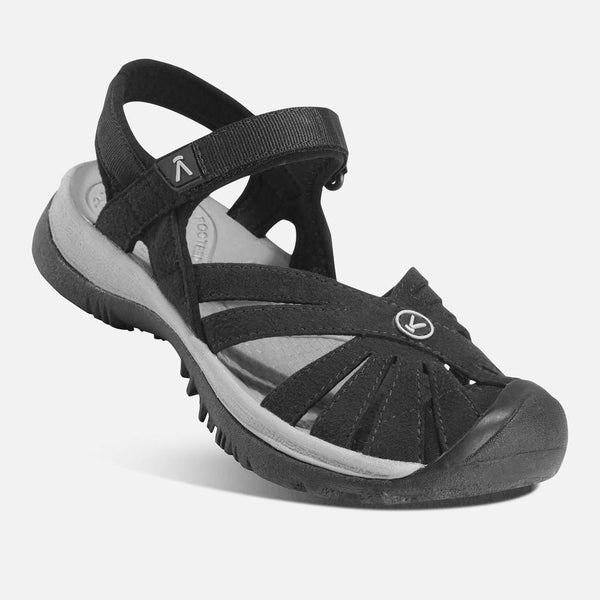 Keen Rose Black Sandal