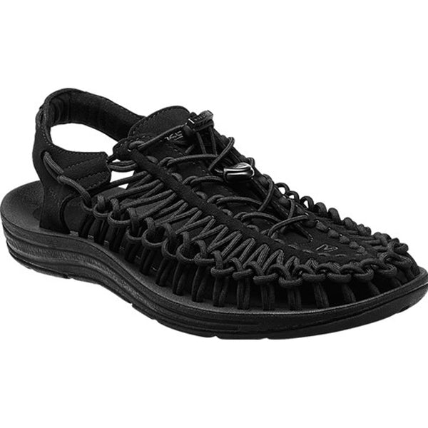 Keen Uneek Black Black - mens