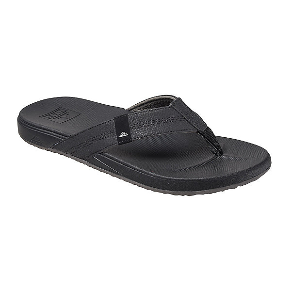 Reef Cushion Bounce Phantom Black - mens