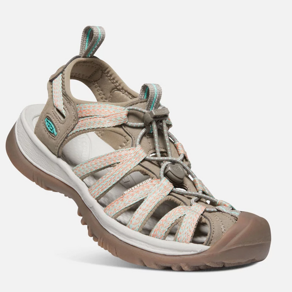 Keen Whisper Taupe Coral