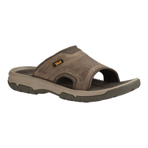 Teva Langdon Slide Walnut - Mens