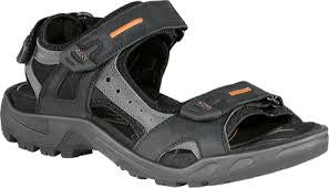 Ecco - Yucatan Black/Black Men's