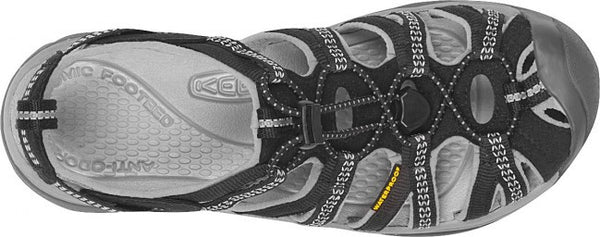 Keen Whisper Black Gray