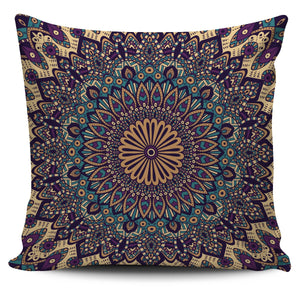 Mandala Boho Pillow Case 450x450mm - Wonder Hippie Official