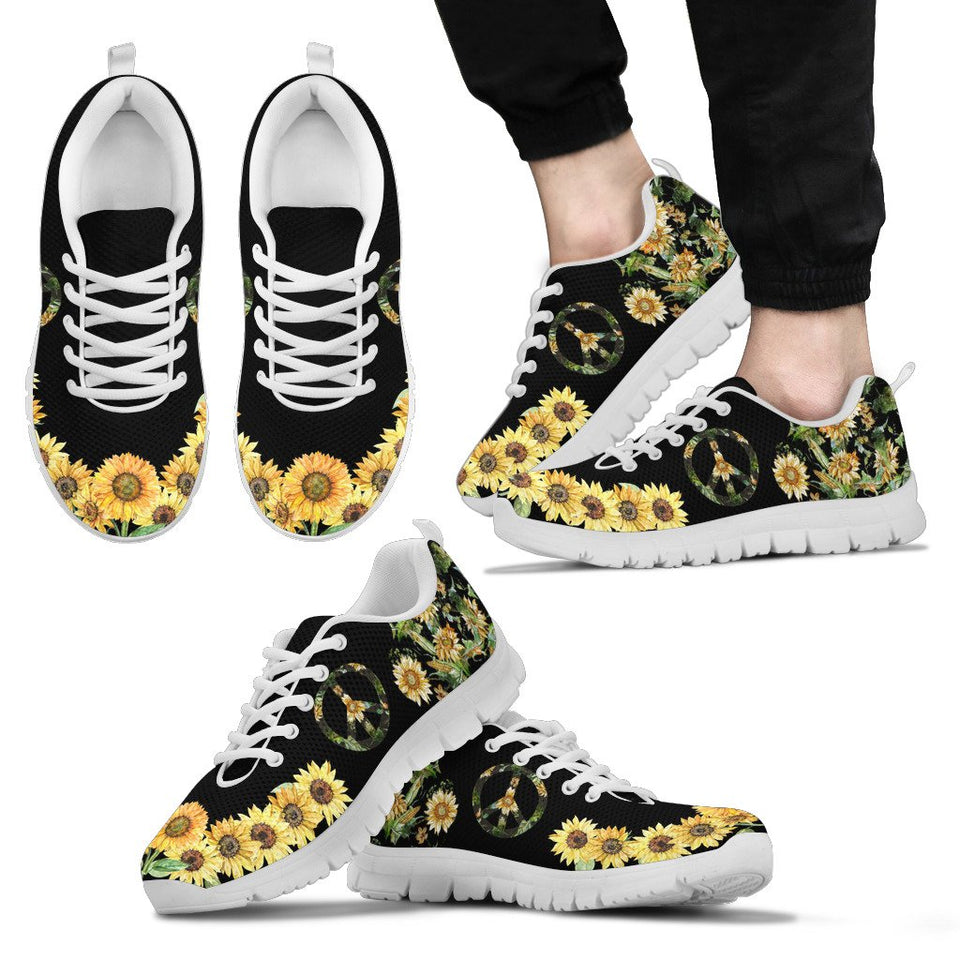 Sunflower Sneaker For Women - Wonder Hippie Official