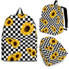 Sunflower Backpack - Wonder Hippie Official