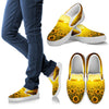 Sunflower Hippie Field Slip On Shoes - Wonder Hippie Official