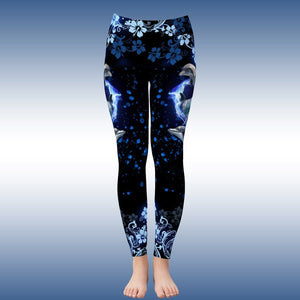 Dolphin Tank Top And Leggings Outfits - Wonder Hippie Official