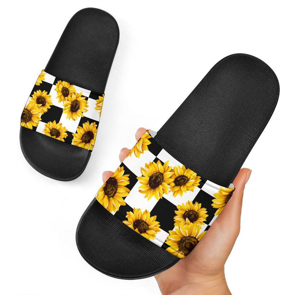 Sunflower Caro Slide Sandals - Wonder Hippie Official