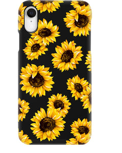 Sunflower pattern hippie phonecase