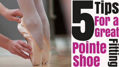5 Tips for a great pointe fitting