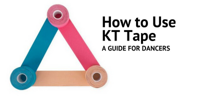 How to Use KT Tape