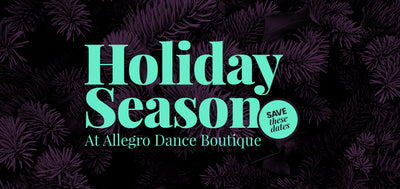 Spend the Holidays with Allegro