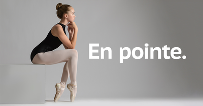 Book your pointe fitting