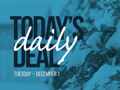 Daily Deal 12/1: 20% off Holiday Gift Guides 🎁