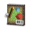 Gift Idea: Pixel Mining Kids Diary With Lock