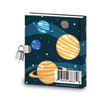 Gift Idea: Space Kids Diary With Lock