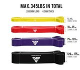 Power Band Set - HomeProGym