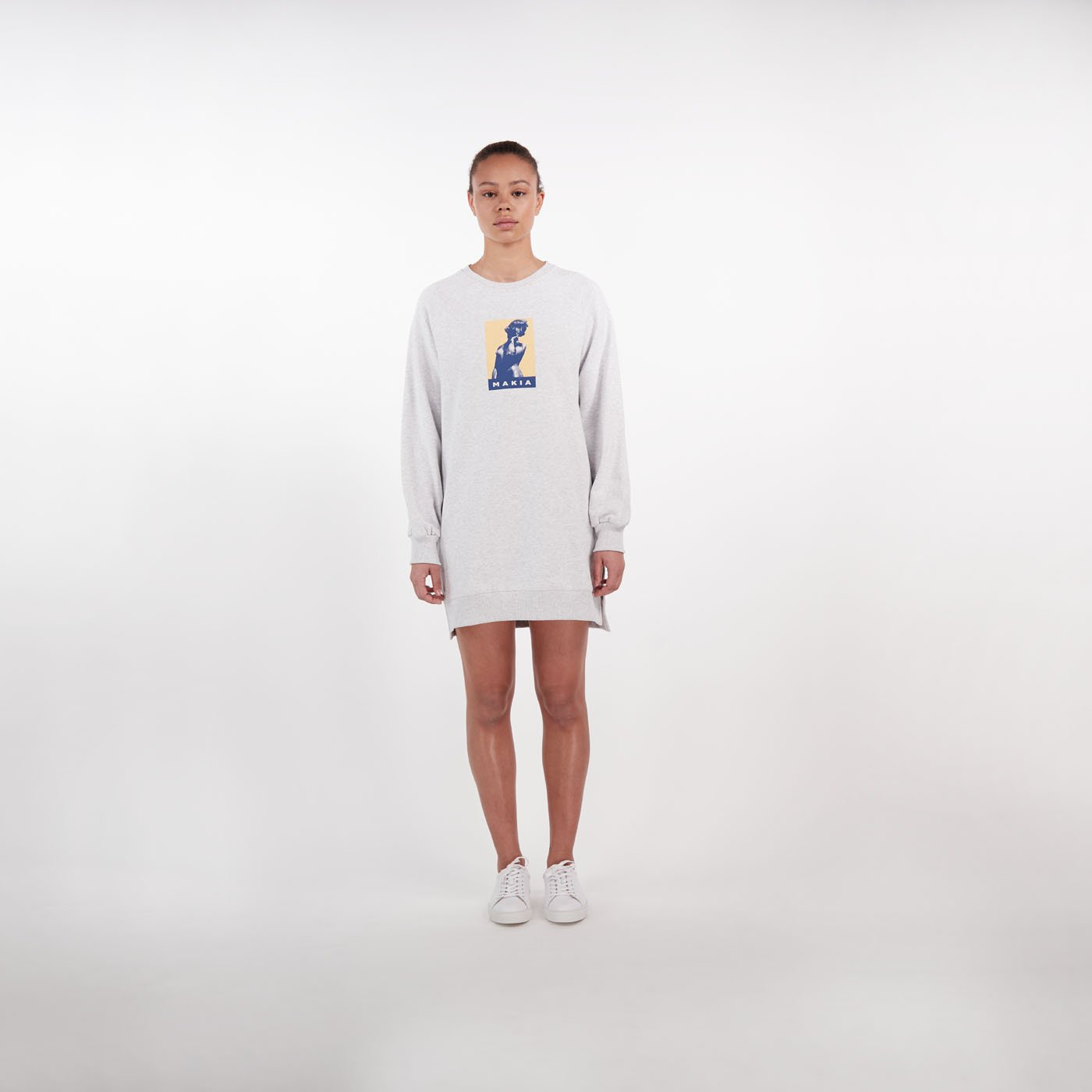 Makia, Manta long sweatshirt - Alava Shop