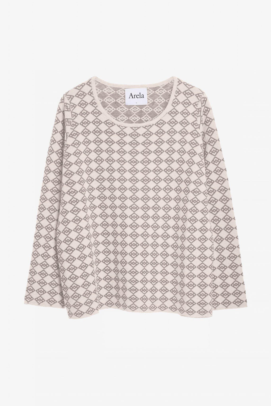 ARELA, Edie Symbol Sweater - Alava Shop