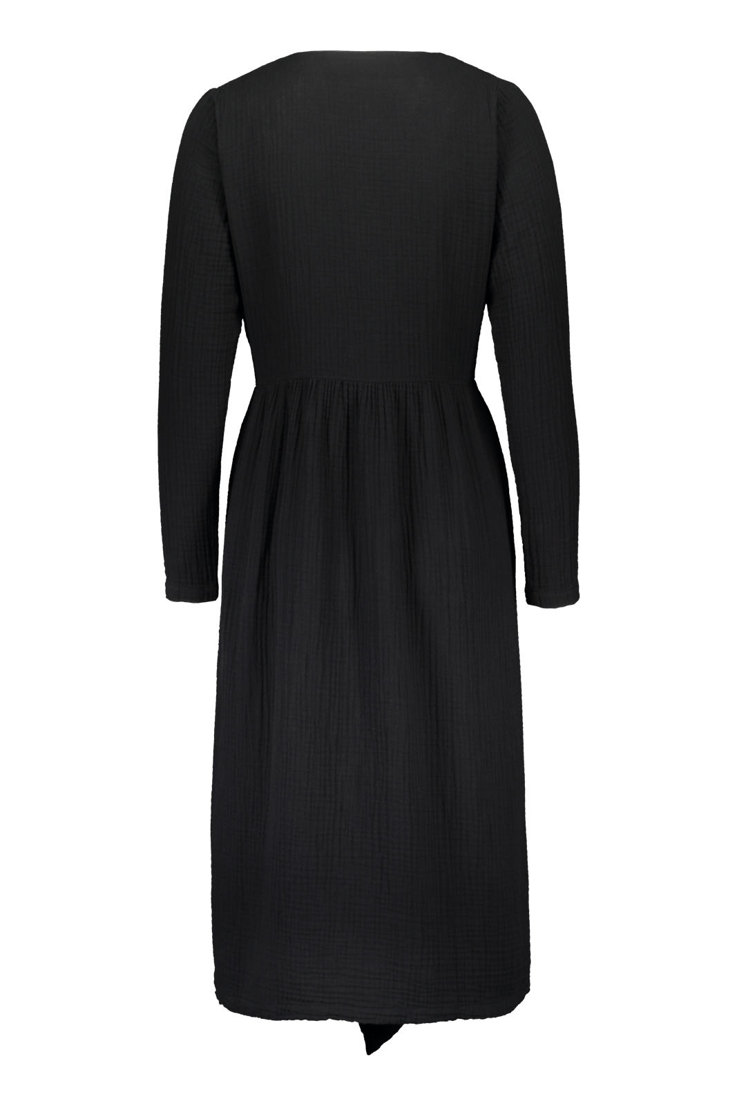 KAIKO, Wrap midi dress - Alava Shop