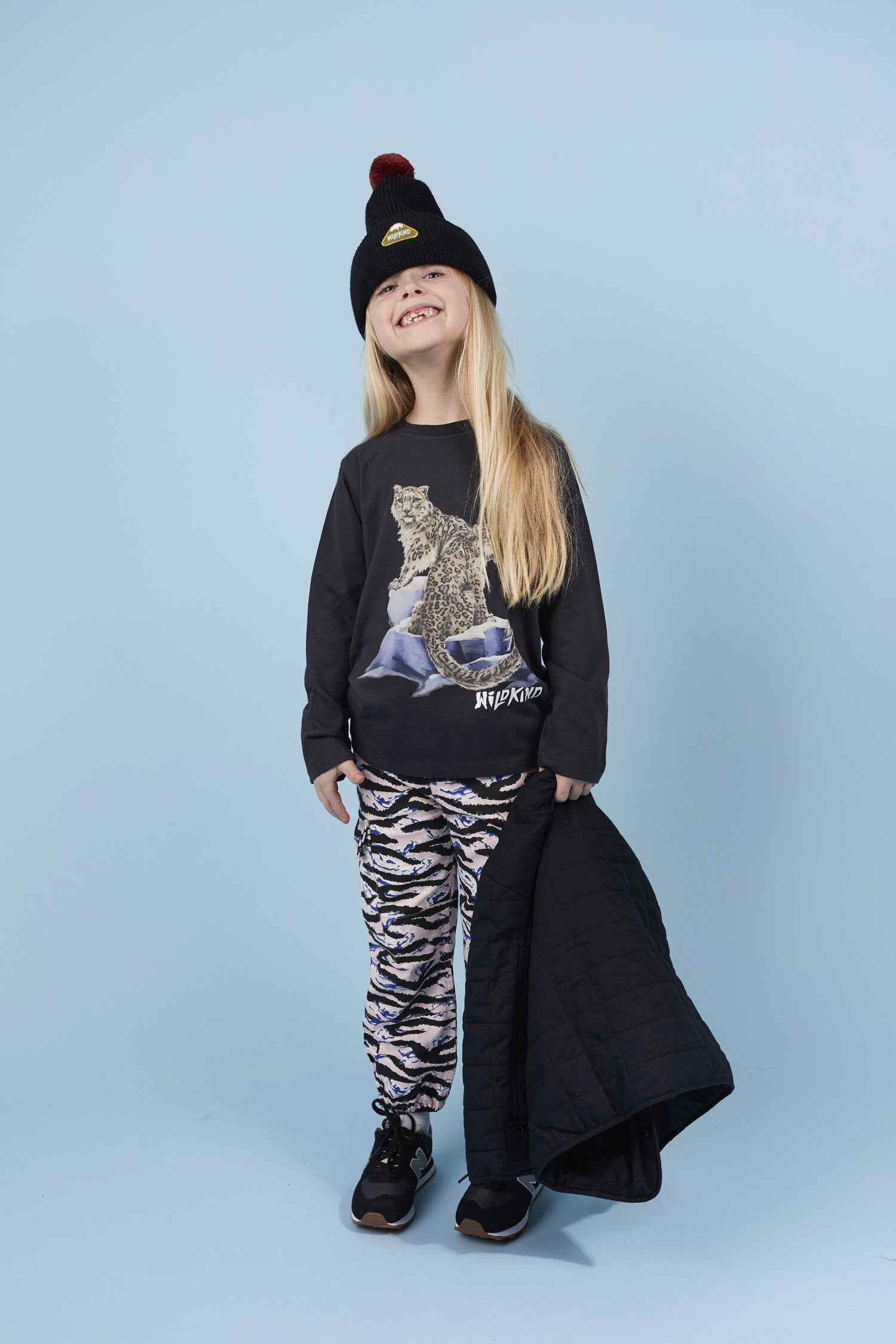 Wildkind Kids, Marius Sweatshirt - Alava Shop