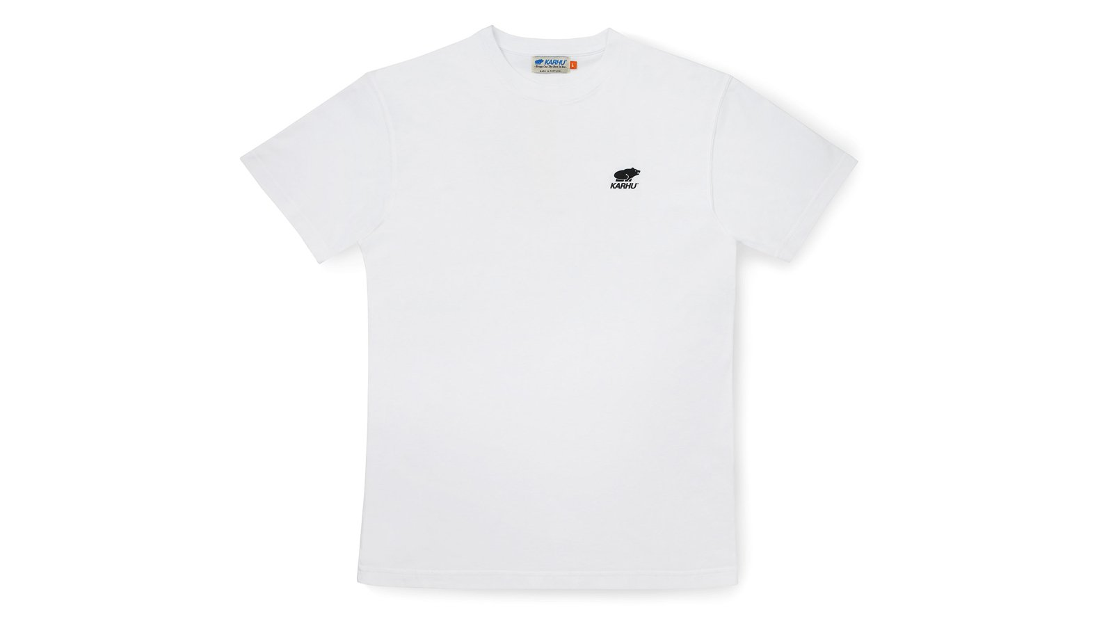 Worldwide T-shirt - White/Black
