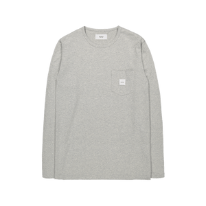 Square pocket longsleeve