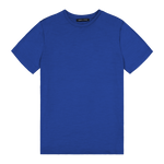 Lataa kuva Galleria-katseluun, Merino T-shirt Electric blue