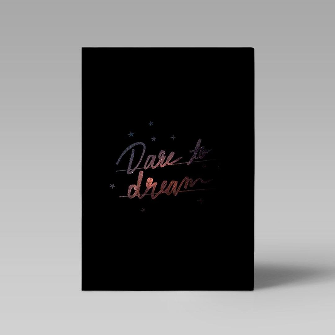Dare to dream - Dream journal vihko
