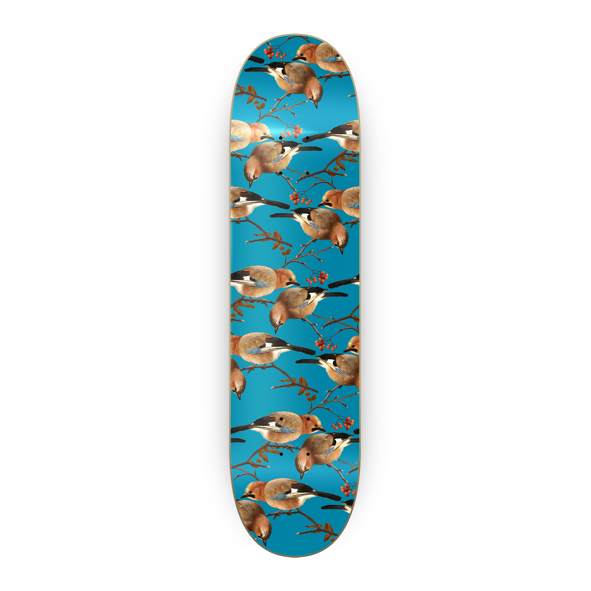 Von Wright - Jays Deck 8.0