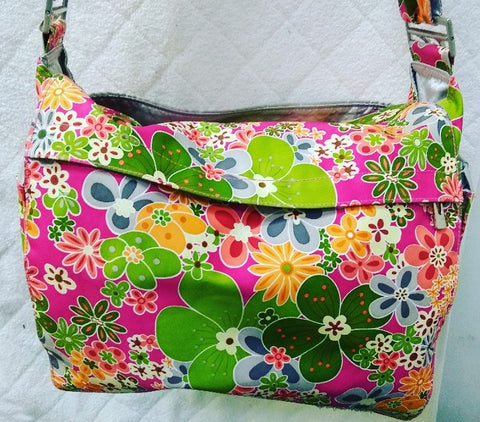 Jujube Perky Perennials Diaper Bag