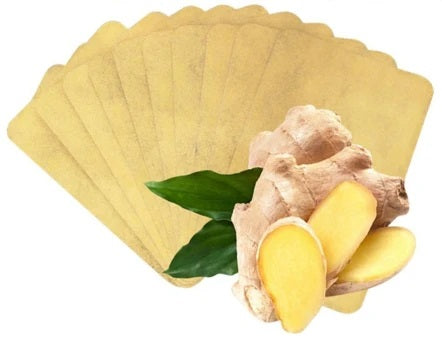 GINGER PATCH - Ginger Patches For Swelling