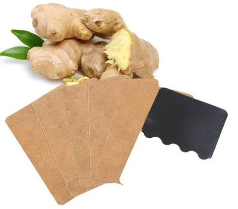 GINGER PATCH - Ginger Root Patches