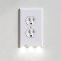EasyGlow?äó - Outlet Wall Plate with LED Night Lights