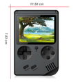 168+ Classic Retro Mini Handheld Game Console