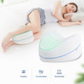 Orthopedic Leg Pillow With Memory Foam
