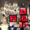 Decoration Transparent Balloon Boxes