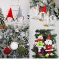 Angel Doll Christmas Ornaments