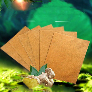GINGER PATCH 15Pcs - Amazing Herbal Ginger Patches For Swelling