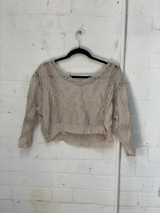 Magnolia Pearl Devoney Top 728