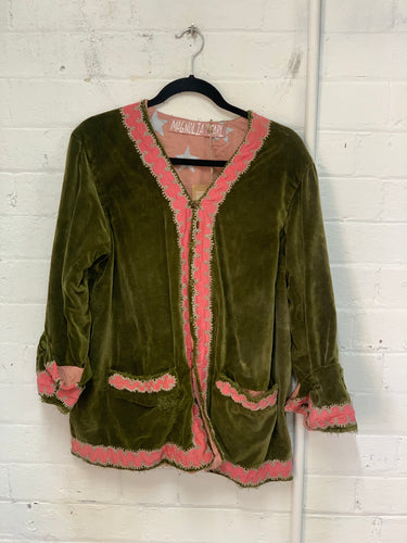 Magnolia Pearl Velvet Dream World Jacket 405