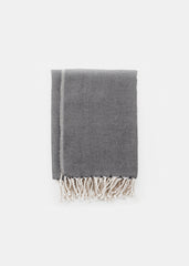 Turkish Towel Pattern Black - YUYU Sustainable Home Goods