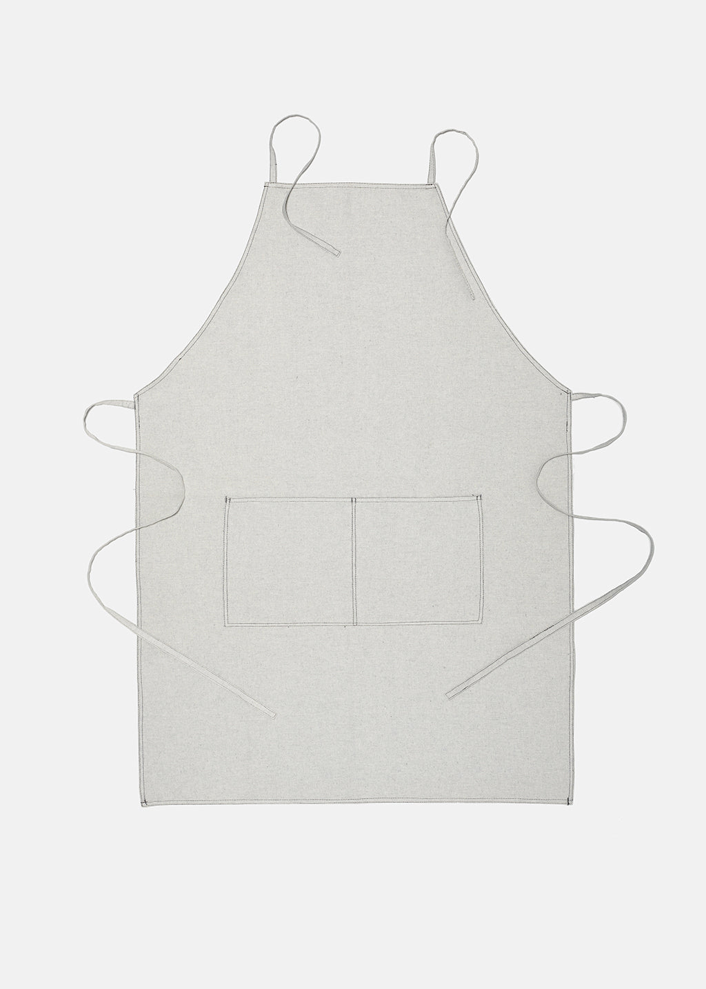 Apron Grey Denim