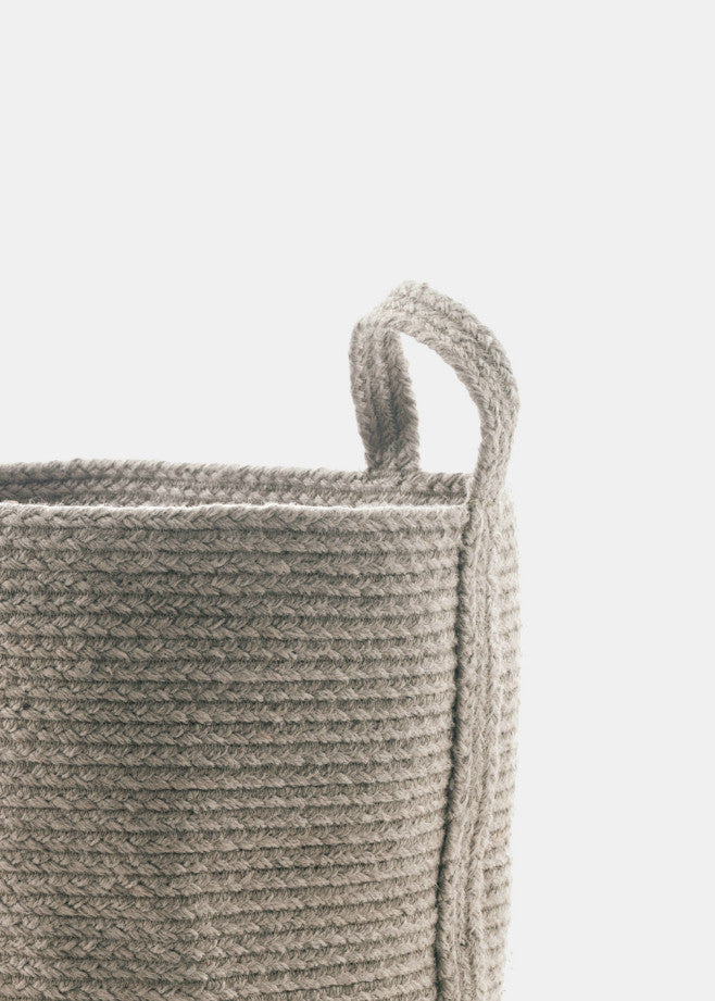Natural Basket - YUYU Sustainable Home Goods