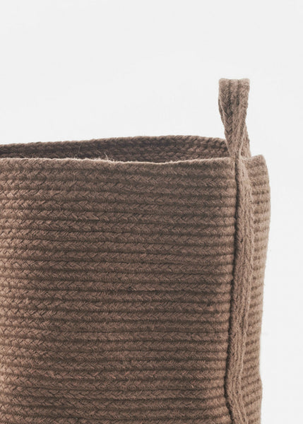 Rust Basket - YUYU Sustainable Home Goods